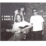 "cover of ""2 Bobs & a Babe 2"" CD"