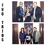 "cover of ""Two Trios"" CD"