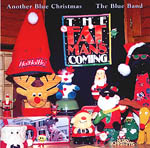 "cover of ""Another Blue Christmas"" CD"
